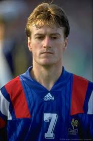 Didier Deschamps younger photo one at pinterest.com