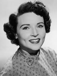 Betty White younger photo two at pinterest.com