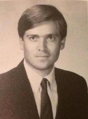 Steve Bannon yearbook photo one at bostonglobe.com at bostonglobe.com
