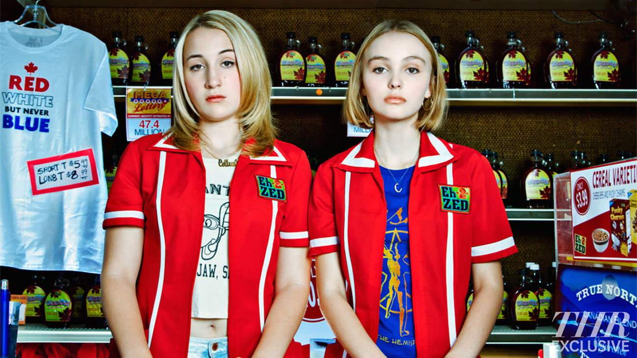 Harley Quinn Smith childhood photo one at punchdrunkcritics.com