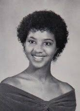Toni Braxton yearbook photo one at pinterest.com at pinterest.com