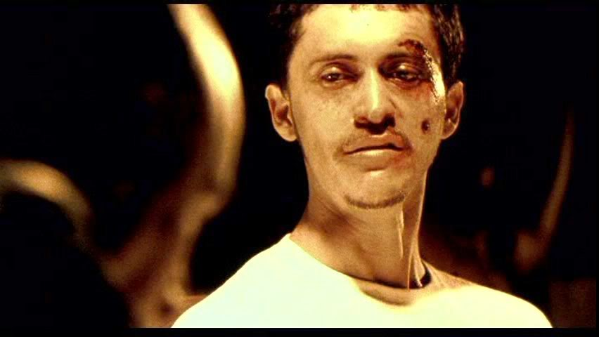 Clifton Collins first movie:  Freddy