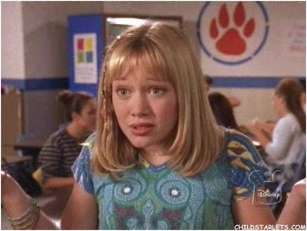 Hilary Duff first movie: The Soul Collector