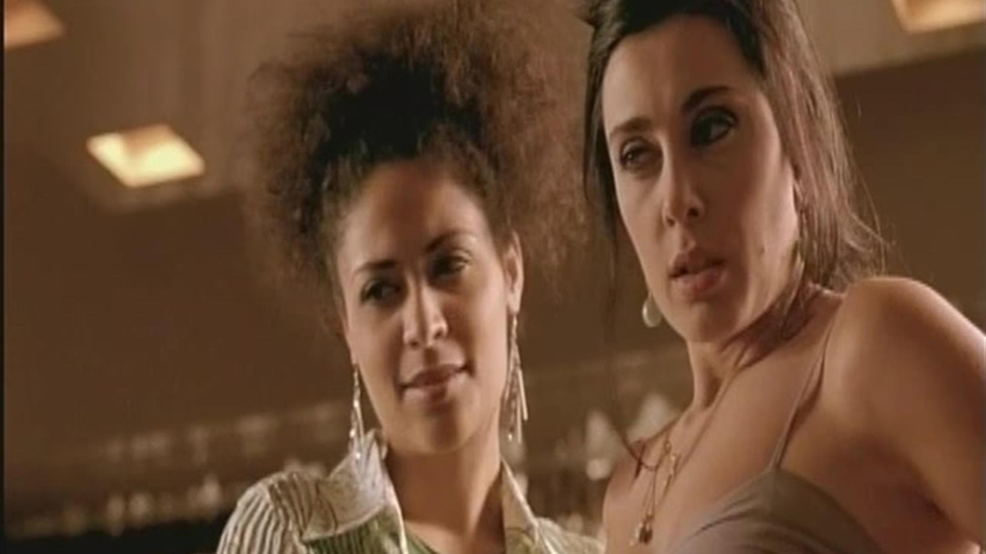 Yasmine Al Massri first movie:  Caramel