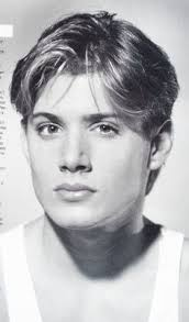 Jensen Ackles younger photo one at pinterest.com