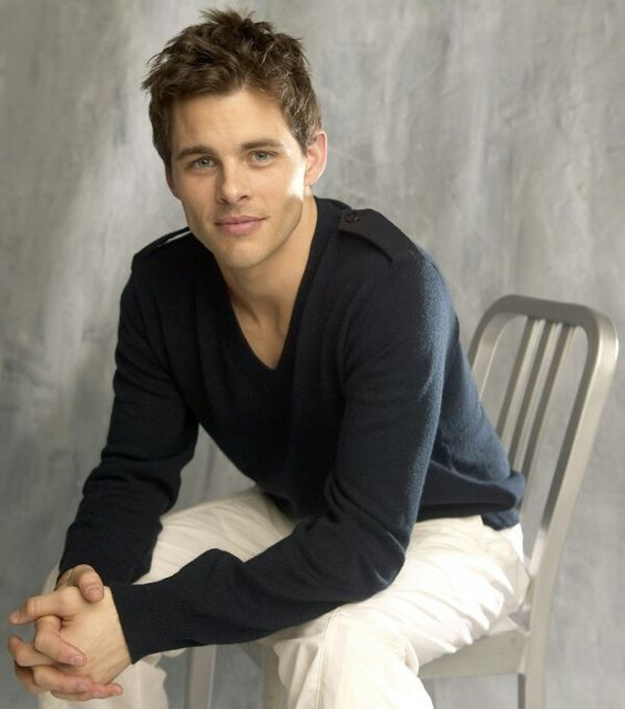 James Marsden jongere foto een via Pinterest.com