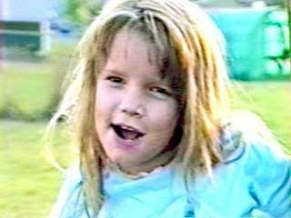 Jessica Simpson childhood photo two at celebritiestan.com
