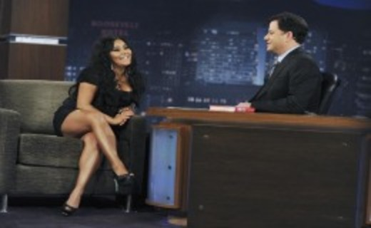 Snooki first movie:  Jimmy Kimmel Live!