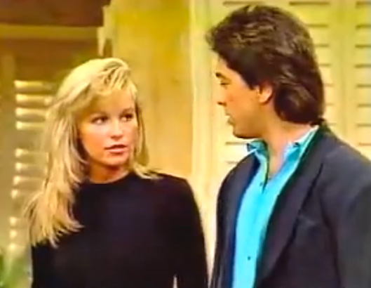 Pamela Anderson first movie:  Charles in Charge