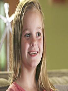 Kerris Dorsey kindertijd foto een via Tvguide.com