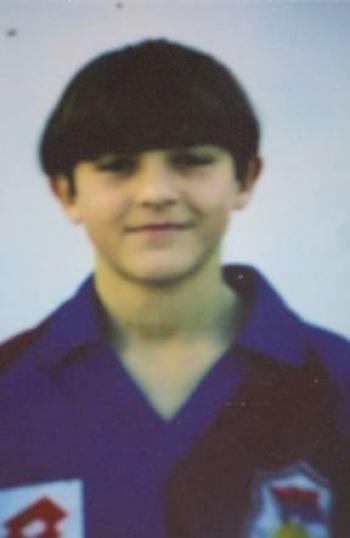 Un giovanissimo David Villa | Numerosette Magazine
