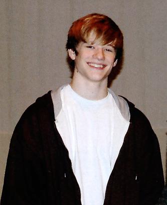 Lucas Till childhood photo one at snakkle.com