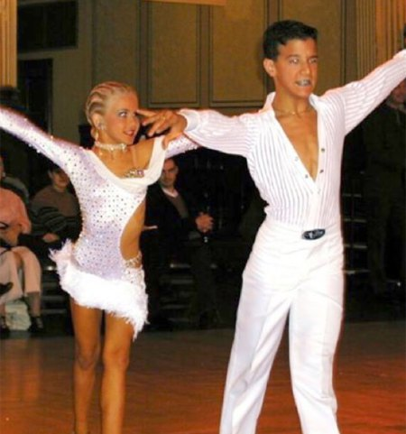Mark Ballas younger photo one at People.com