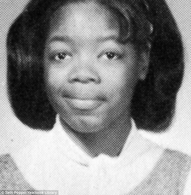Oprah Winfrey yearbook photo one at Dailymail.co.uk at Dailymail.co.uk
