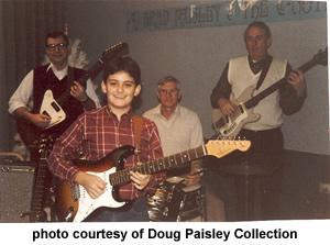 Brad Paisley Kindheitsoto eins bei Chapter16.org
