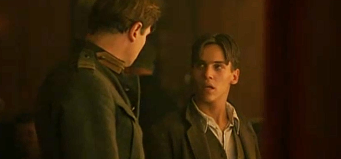 Jonathan Rhys Meyers Erster Film: Michael Collins
