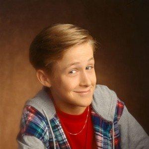 Ryan Gosling, foto de infância dois em Crushable.com