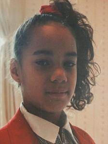 Leona Lewis kindertijd foto drie via Dailymail.co.uk