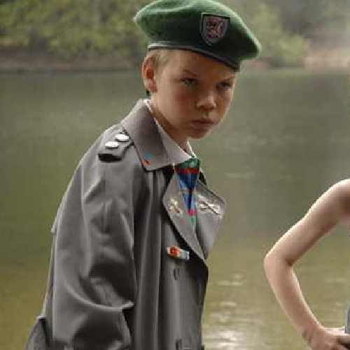 Will Poulter first movie:  Son of Rambow