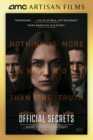 Official Secrets hollywood movie trailer 2019
