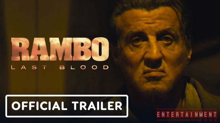 Rambo: Last blood Trailer, Cast and Release date