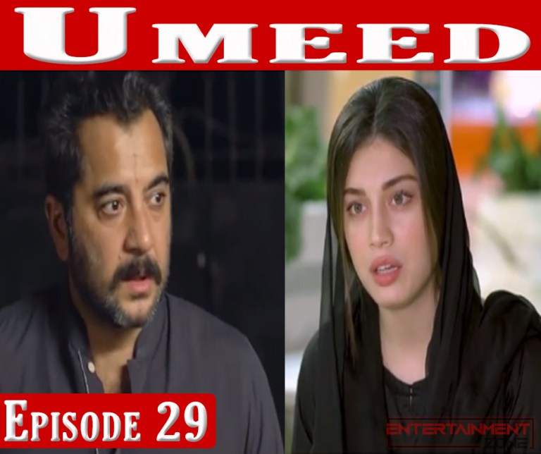 Umeed Drama Episode 29