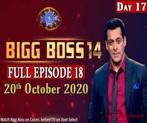 Bigg Boss 14 Episode 18