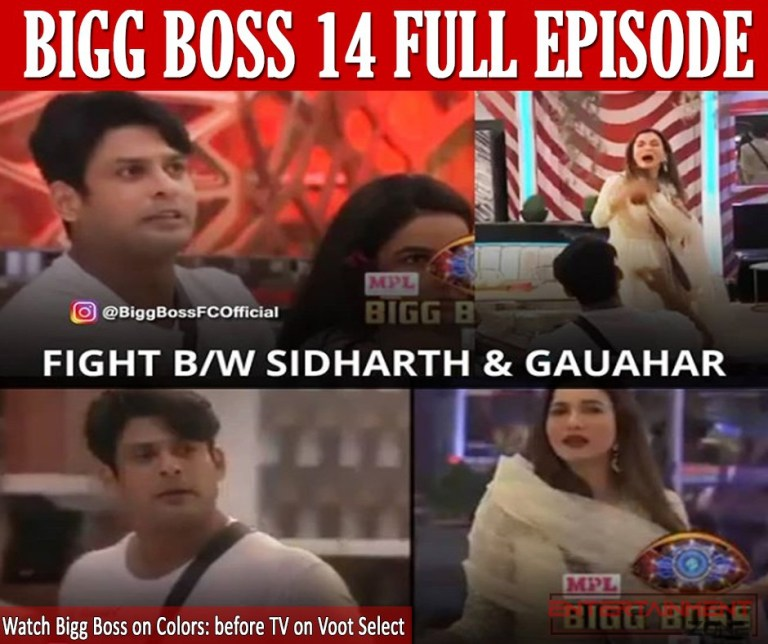 Bigg Boss 14 Online Watch