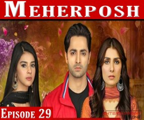 Meherposh Episode 29
