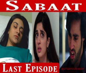 Sabaat Last Episode 28