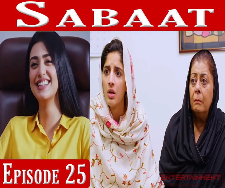Sabaat Episode 25