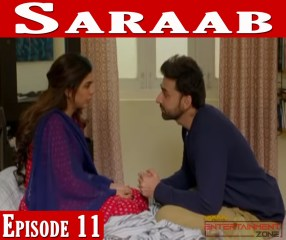 Saraab Episode 11