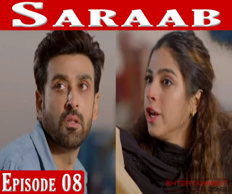 Saraab Episode 8