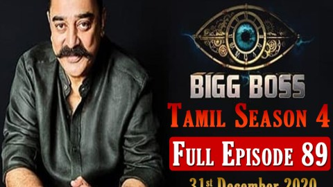 Bigg Boss Tamil 4 Episode 89