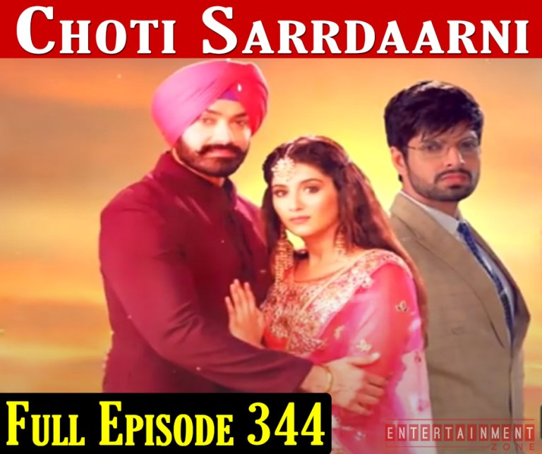 Choti Sardaarni Watch Episode