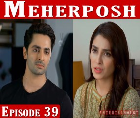 Meherposh Episode 39
