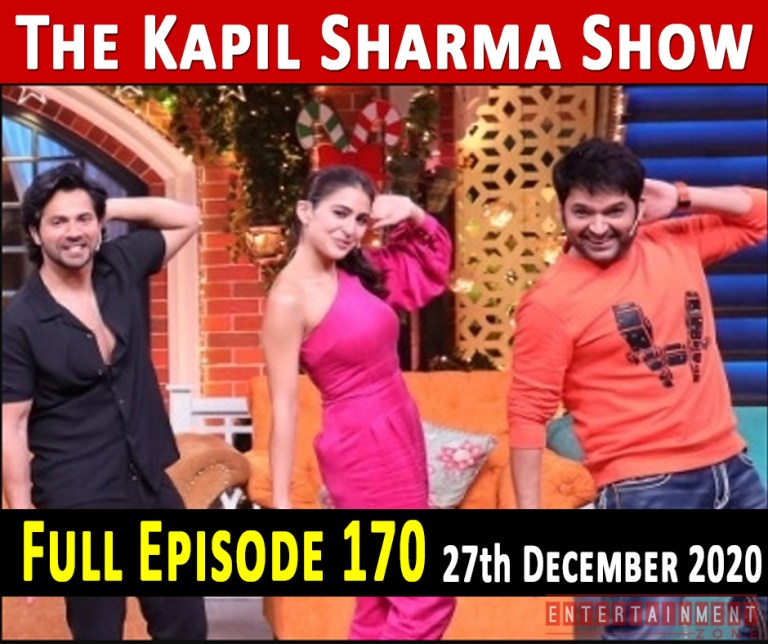 The Kapil Sharma Show Episode 170