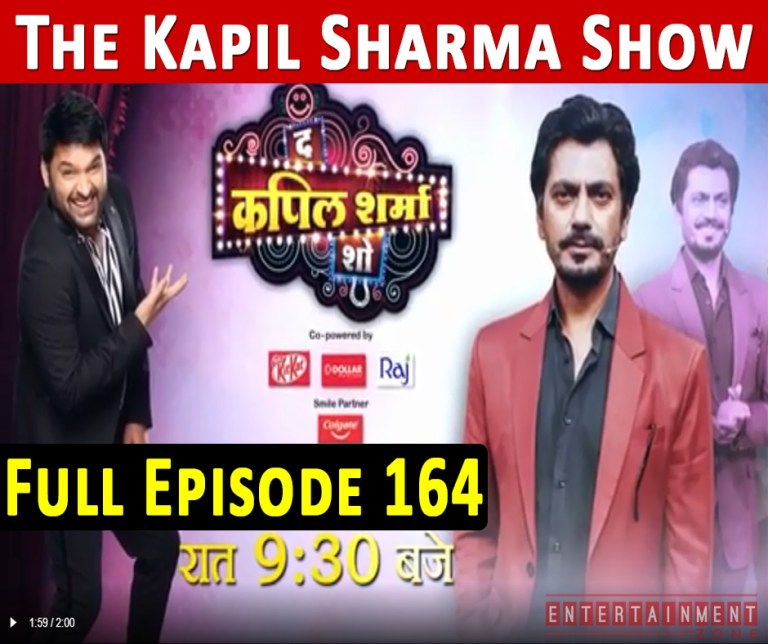 The Kapil Sharma Show Episode 164