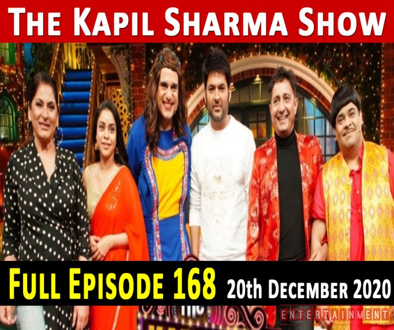 The Kapil Sharma Show Episode 168