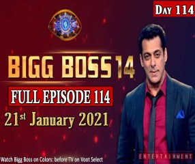 Bigg Boss 14 Full Episode 114
