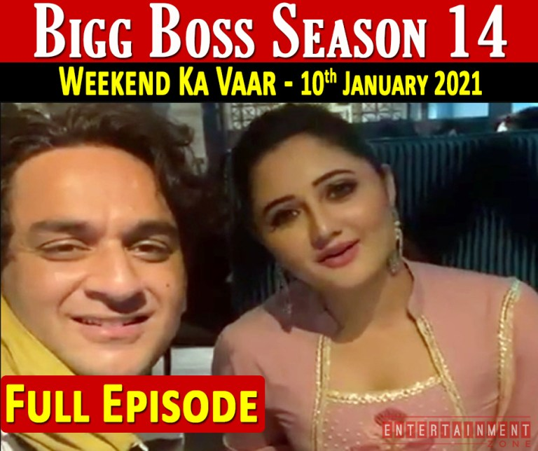 Bigg Boss 14 Episode 103