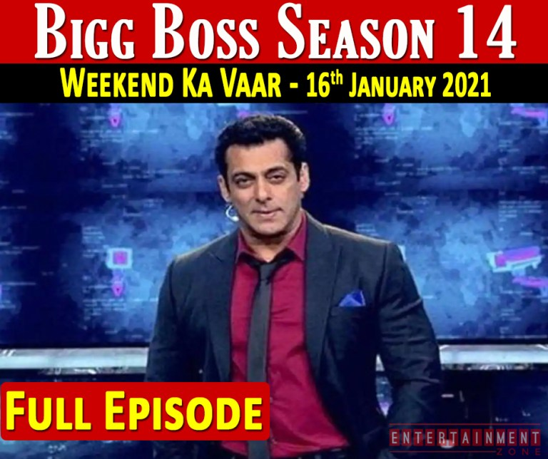 Bigg Boss 14 Full Episode 109