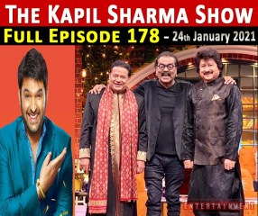 The Kapil Sharma Show Full Episode 178