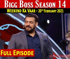 Bigg Boss 14 Full Episode 144
