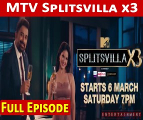 MTV Splitsvilla x3 6th March 2021