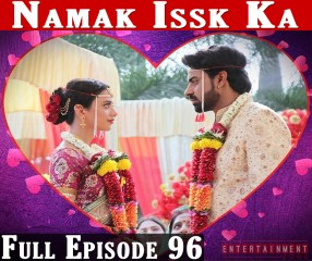 Namak Ishq Ka 15th April 2021