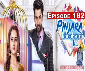 Pinjara Khubsurti Ka Today Episode 182