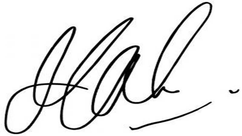 These Are The Autographs Of The Most Popular Indian