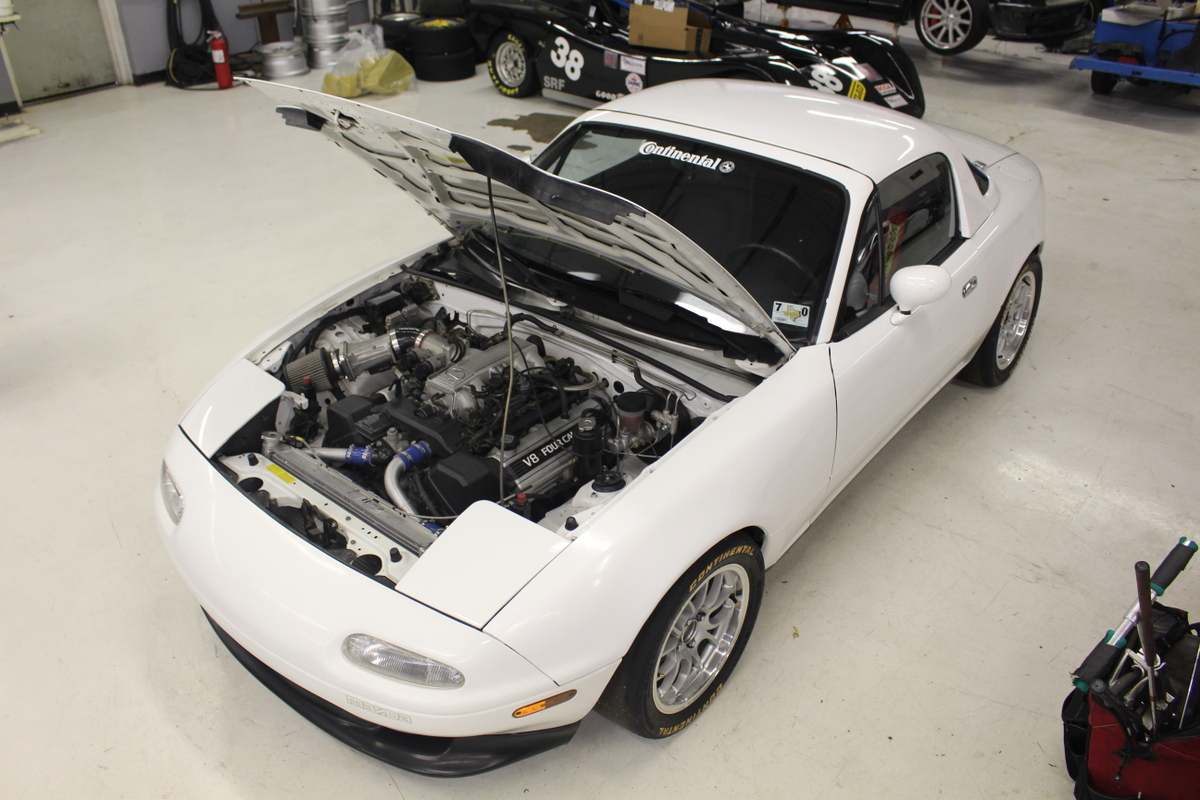 OEM Quality LS3 V8 Swapped MiataEnthusiast Owned