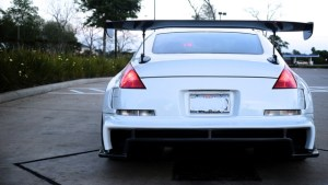 Twin Turbo 350Z Greddy, Amuse Superleggera - For